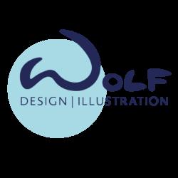 Wolf – Design & Illustration